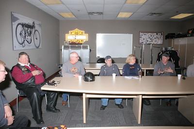 New Members Ride 11-19-11