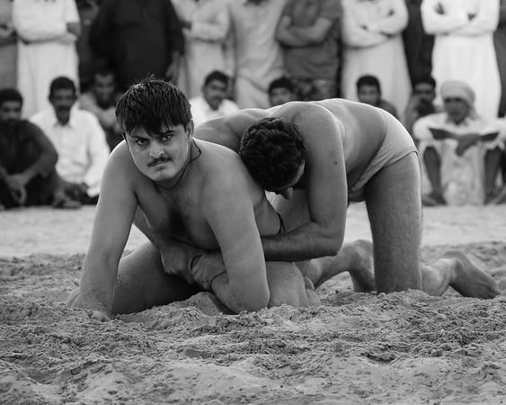 KUSHTI, the art of wrestling - Dubai