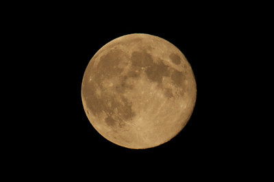 Blue Moon - August 31, 2012