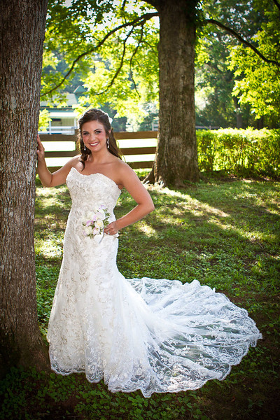 Carrie Keeton Bridals