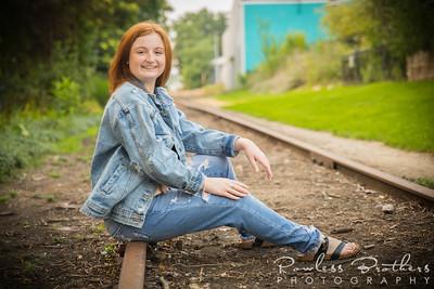Mikalia Orlowski Senior Portraits 2021