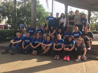 2017 Smoky Hill Costa Rica Program