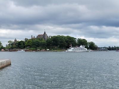 NY, Alexandria Bay - Boldt Castle - 2021