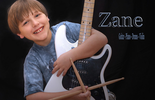 Zane Guitar Jan 2009