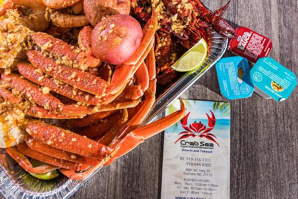 Crab Sea - Durham , NC