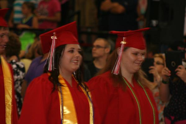 Comanche Graduation Class of 2013