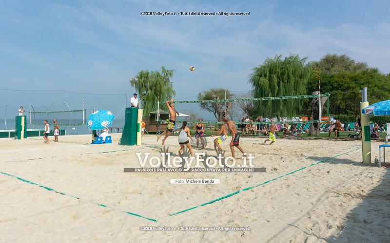 presso Zocco Beach , 25 agosto 2018 - Foto di Michele Benda per VolleyFoto [Riferimento file: 2018-08-25/_DSC2319]