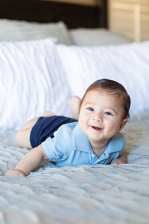 Elijah 3 Months