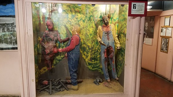 Blacks in Wax Museum