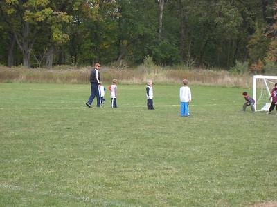 Grant Soccer Fall 2009