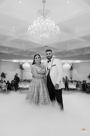 Talwinder and Jasmite's Reception ( Australia)