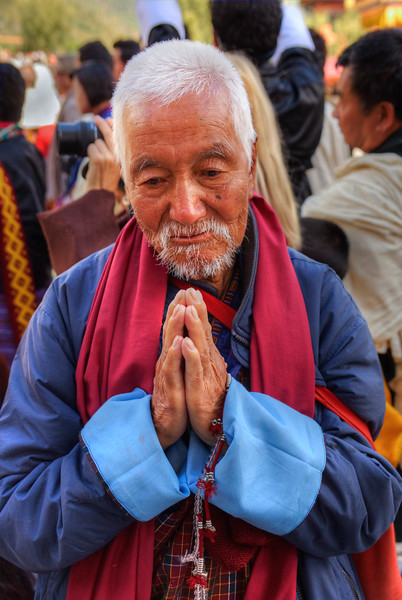 Thimphu, Bhutan.