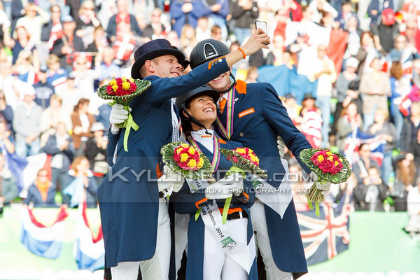 Alltech FEI World Equestrian Games 2014, Normandy