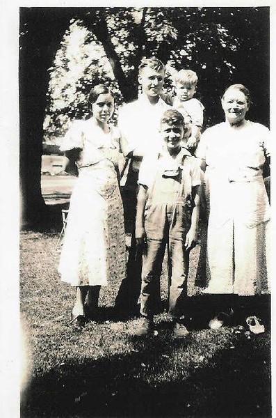 Grandmother & Gramps