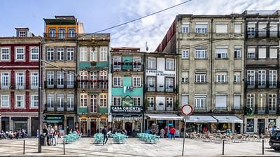 Portuguese Adventure: Porto - Top of the Hill