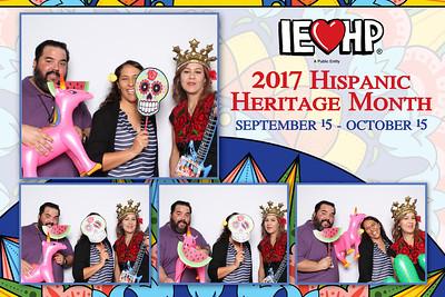 IEHP Hispanic Heritage