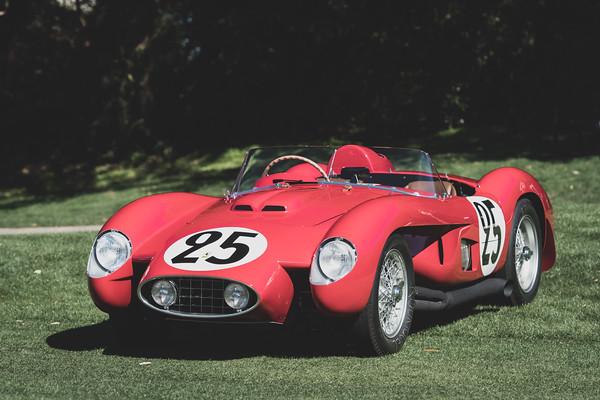 Cars of Scaglietti