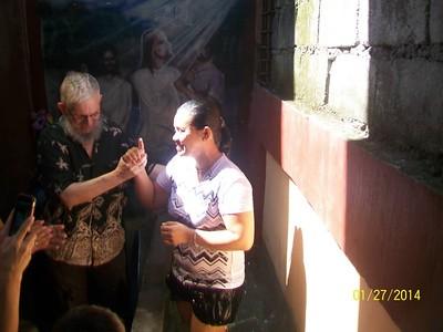 PBC Baptisms