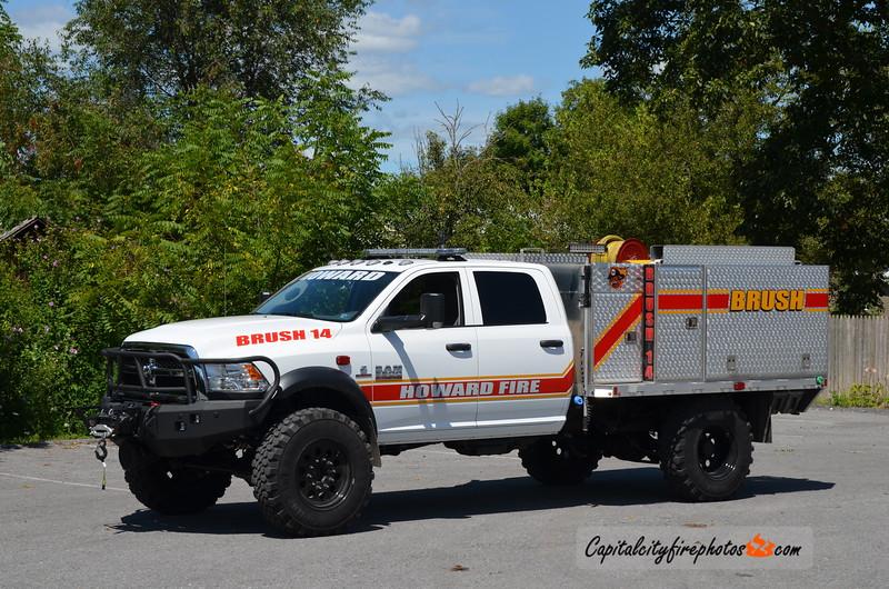 Howard Fire Co. (Centre Co.) Brush 14: 2018 Dodge Ram/Howard Fire Co. 105/150