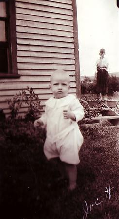 Houseman, Frank Albert (Millie's son)