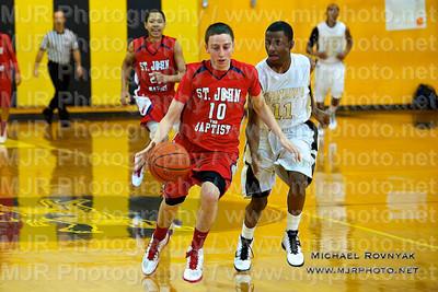St. Anthony's Vs St Johns, Boys Varsity Basketball 01.18.11