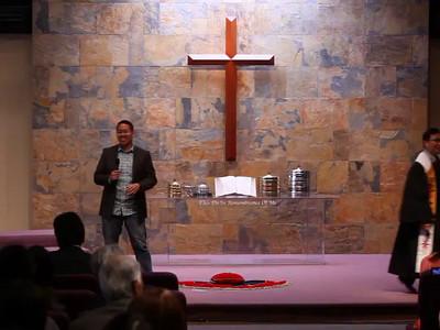 Joint Sunday Worship 04-05-2015