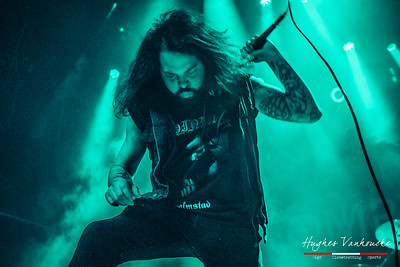 The Faceless (USA) @ Complexity Fest - Patronaat - Haarlem - The Netherlands/Países Bajos