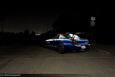 momofoolio Racing Time Attack S2000
