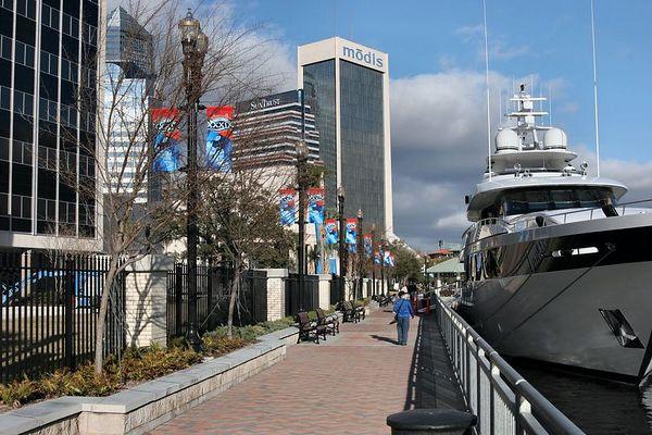 North Bank River Walk - Jacksonville, FL