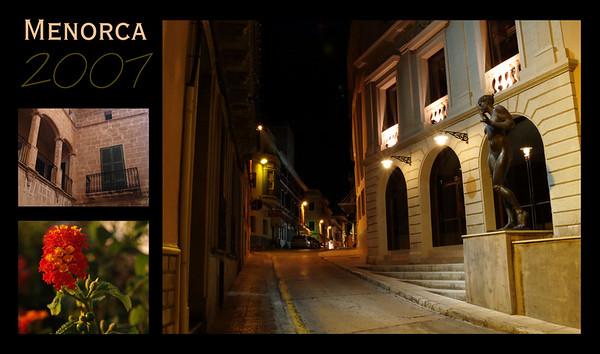 Menorca 2007