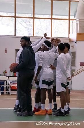 SCC Mens Basketball Home Opener