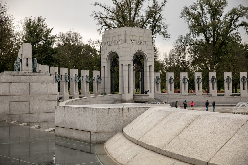 2018 October Puget Sound Honor Flight at WWII Memorial  (86 of 28).jpg