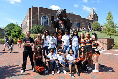 2016 Fall Family Weekend