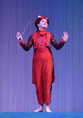 2014 MS Musical, 'Little Mermaid'