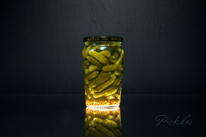 Pickles - Experiment in Glass