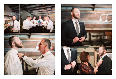 Ashley + Craig Wedding Album