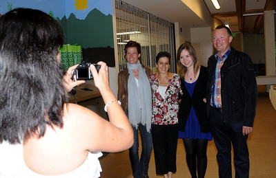 2011 BBA International Student Graduation Dinner photos by Gary Baker