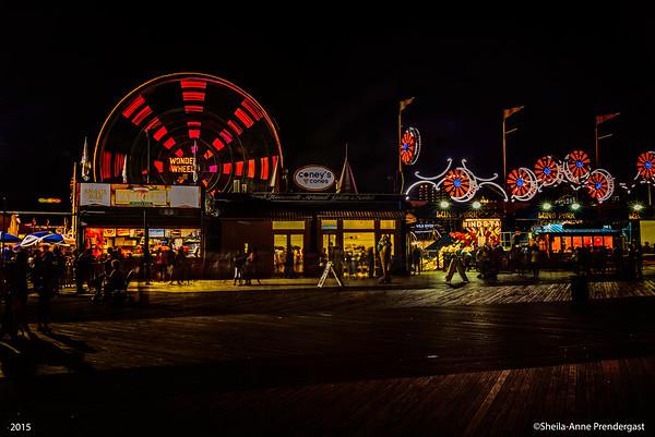 Coney Island August 21