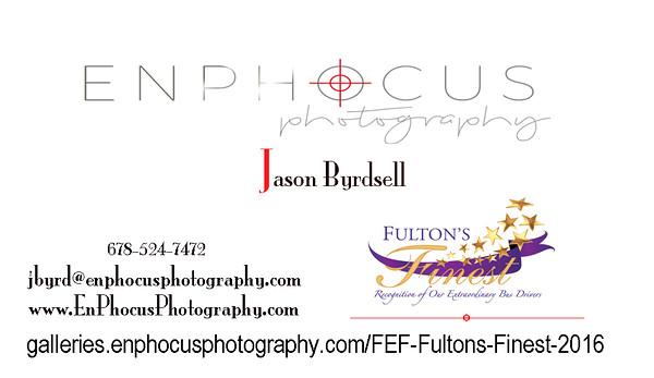 FEF Fultons Finest 2016