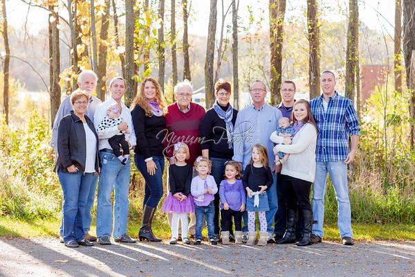 October 2014 - D Family