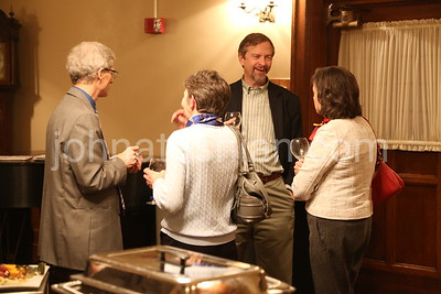 Trinity College - Reception for the Deans - November 6, 2014