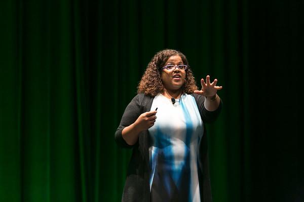 Laura Morgan Roberts Keynote