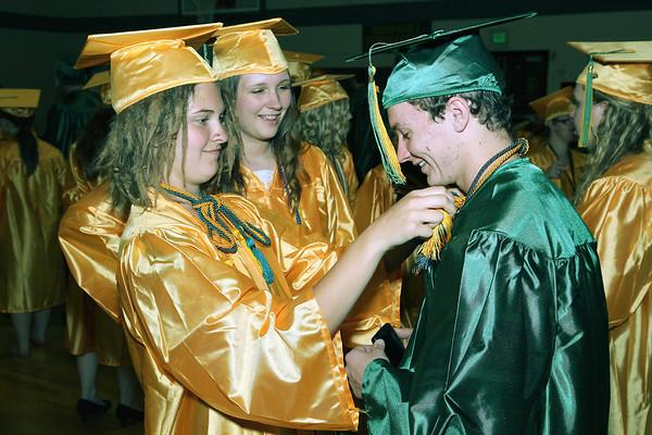Northridge High School Graduation