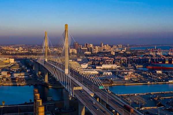 DLBA bridge and downtown