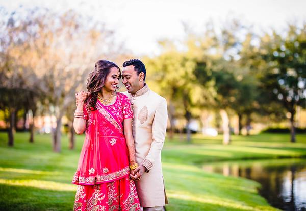 Priya & Amit