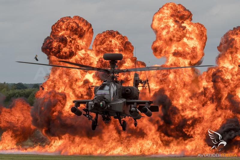 Royal Army / Boeing AH-1 Apache / ZJ181