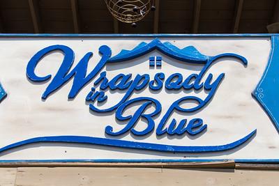 Wrapsody In Blue Ridge
