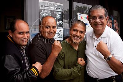 Robert Garcia Boxing Academy Fundraiser