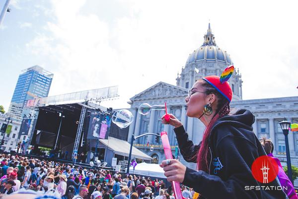 SF Pride Parade 2019