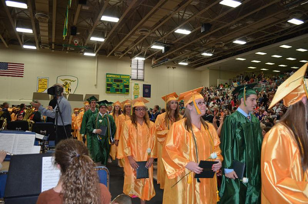 Northridge Commencement